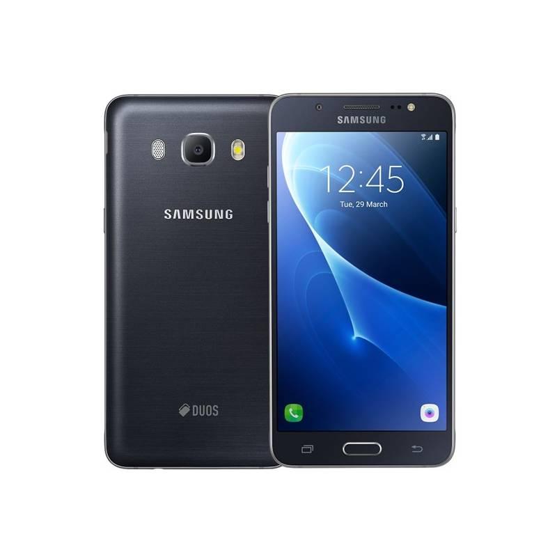Mobilný telefón Samsung Galaxy J5 2016 (J510F) Dual SIM (SM-J510FZKUETL) čierny