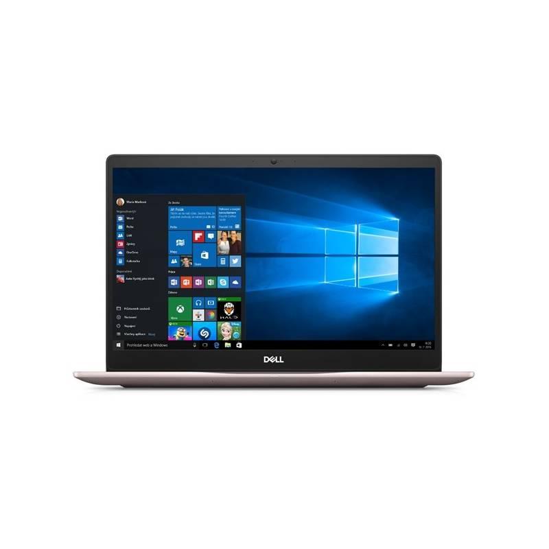 Notebook Dell Inspiron 15 7000 (7570) (N-7570-N2-512P) ružový Software F-Secure SAFE, 3 zařízení / 6 měsíců (zdarma) + Doprava zadarmo
