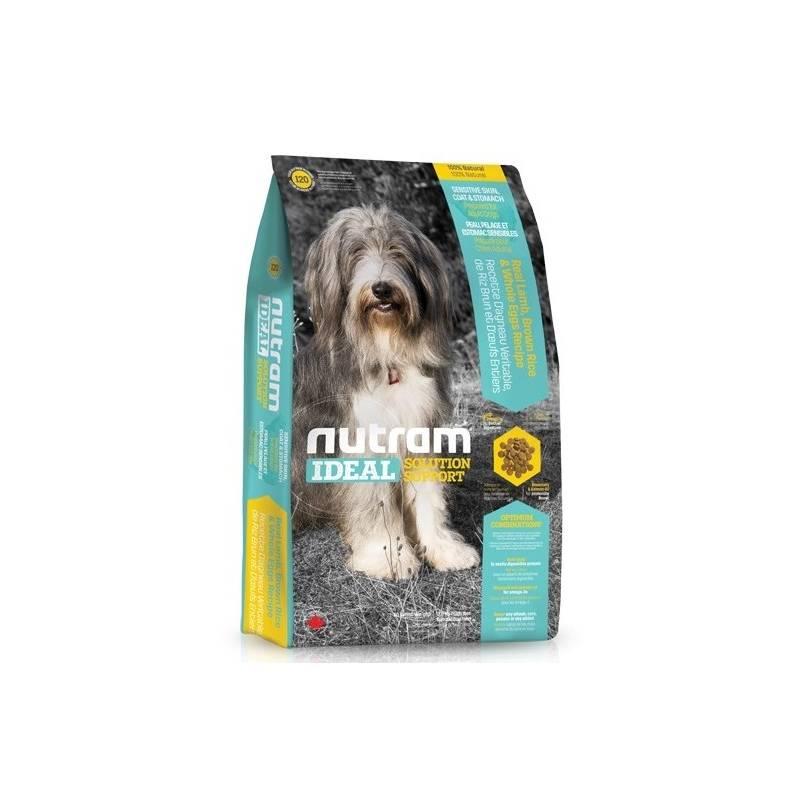Granule NUTRAM Ideal Sensitive Dog 13,6 kg Antiparazitní obojek Scalibor Protectorband pro psy - 48 cm