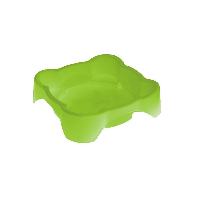 Pieskovisko/bazénik Marian Plast čtverec bez krytu 93x93cm zelené