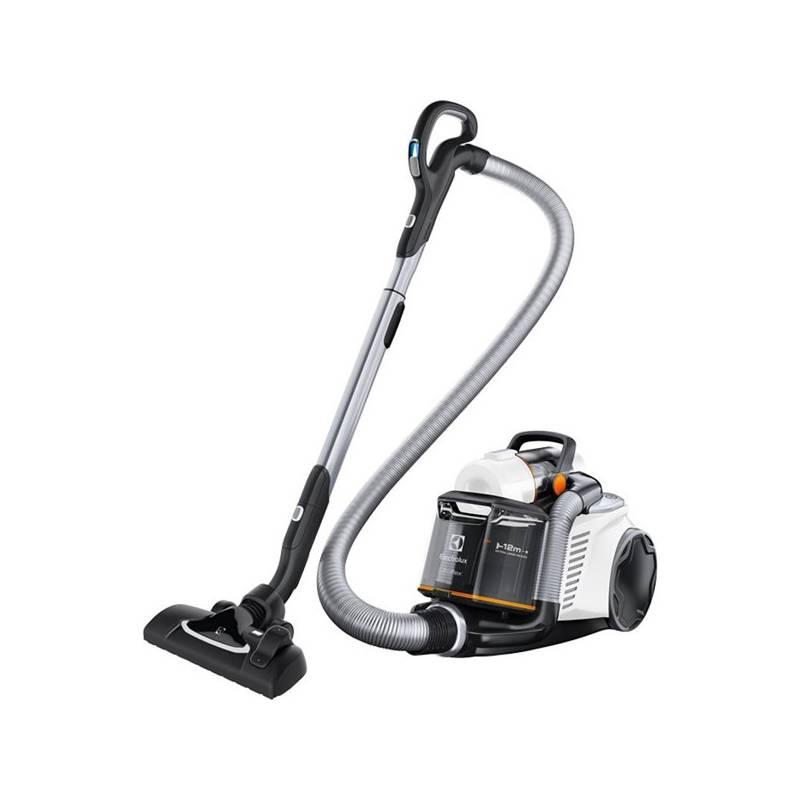 Vysávač podlahový Electrolux UltraFlex EUF86IW biely + Doprava zadarmo