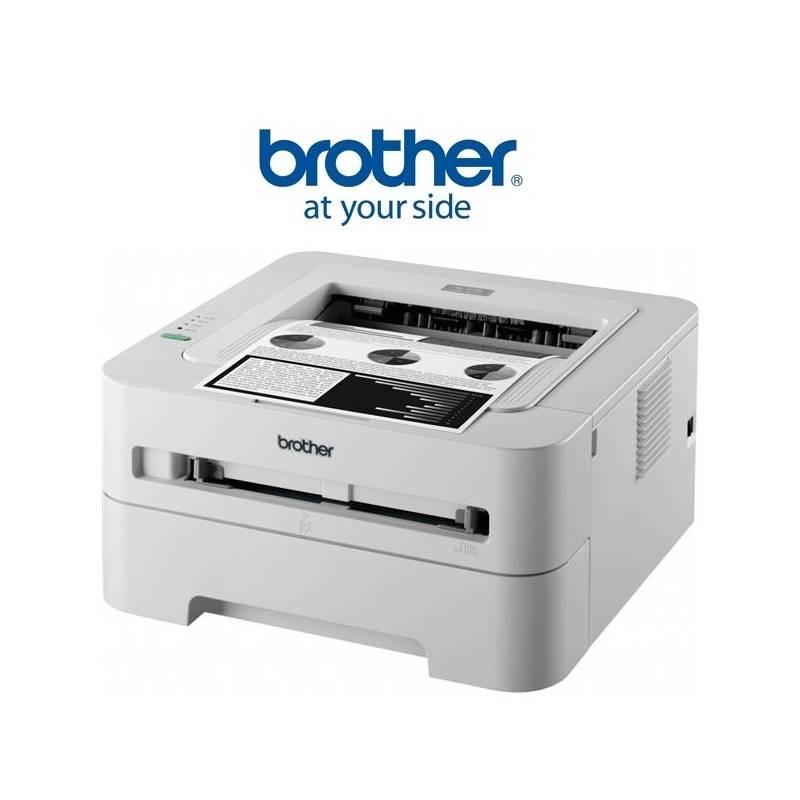 b11864fe121bb Tlačiareň laserová Brother HL-2130 (HL2130) biela | HEJ.sk