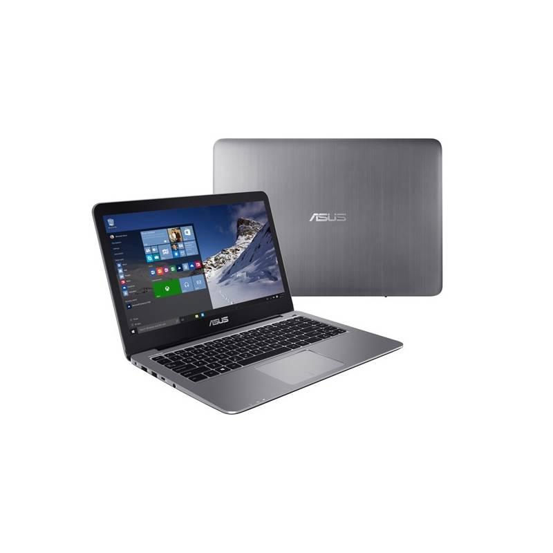 Notebook Asus VivoBook E403NA-FA049T (E403NA-FA049T) sivý Software F-Secure SAFE, 3 zařízení / 6 měsíců (zdarma) + Doprava zadarmo