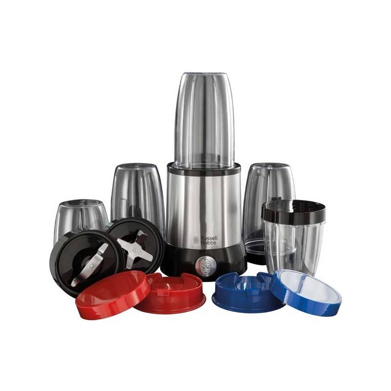 Stolný mixér RUSSELL HOBBS NUTRIBOOST 23180-56 čierny/nerez