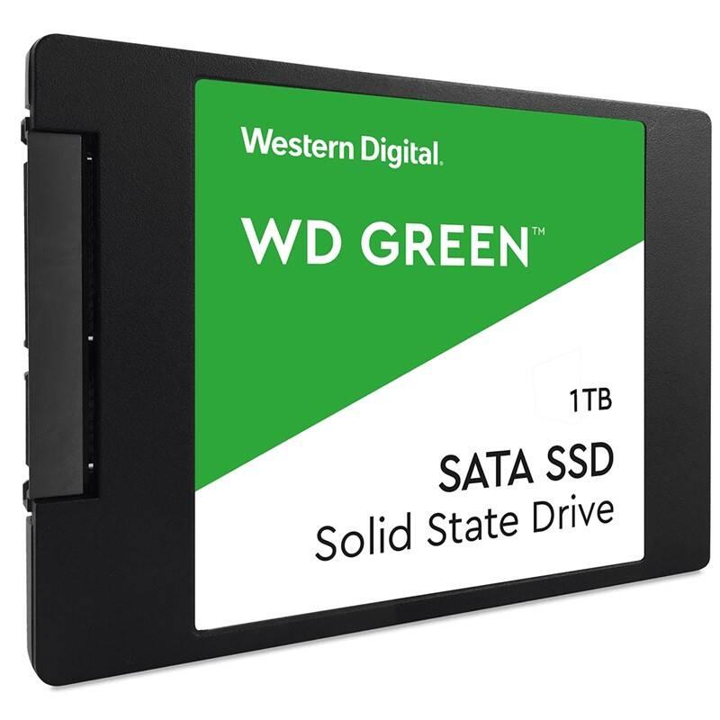 SSD Western Digital Green 3D NAND 1TB 2,5'' (WDS100T2G0A)