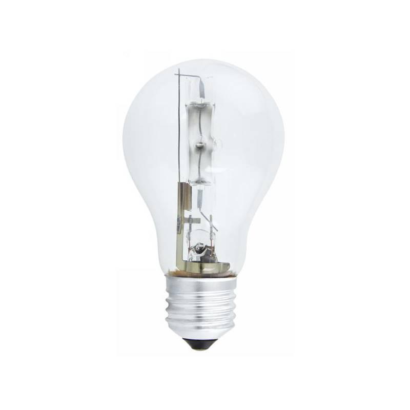 Halogénová žiarovka EMOS klasik, 105W, E27, teplá bílá (ECCL105-A60E27)