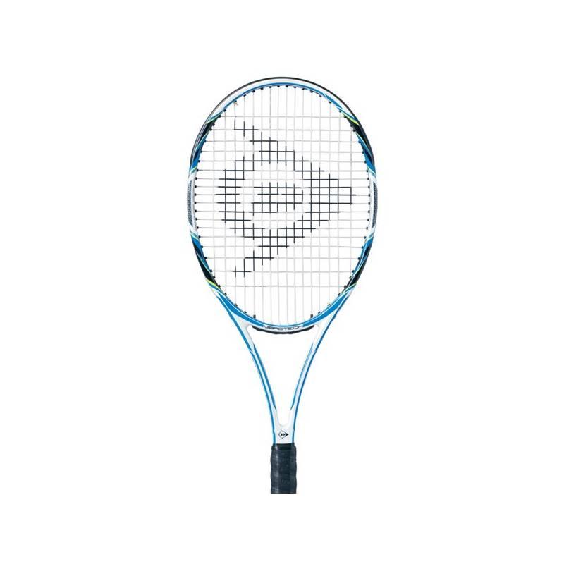 Tenisová raketa Dunlop G-FORCE Tour - grip č. 4 čierna/biela/modrá + Doprava zadarmo
