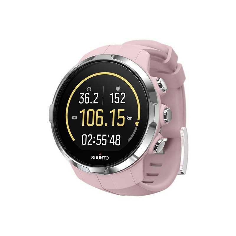 Inteligentné hodinky Suunto Spartan Sport Sakura bez HR  d307f725d7