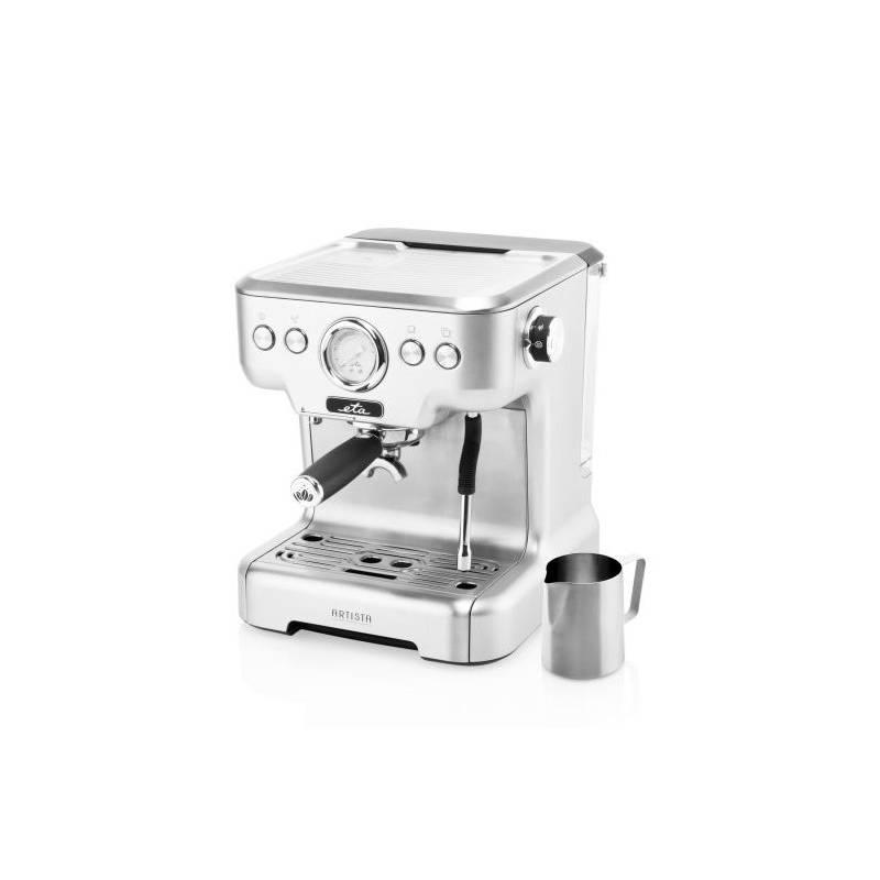 Espresso ETA Artista 4181 90000 nerez + Doprava zadarmo
