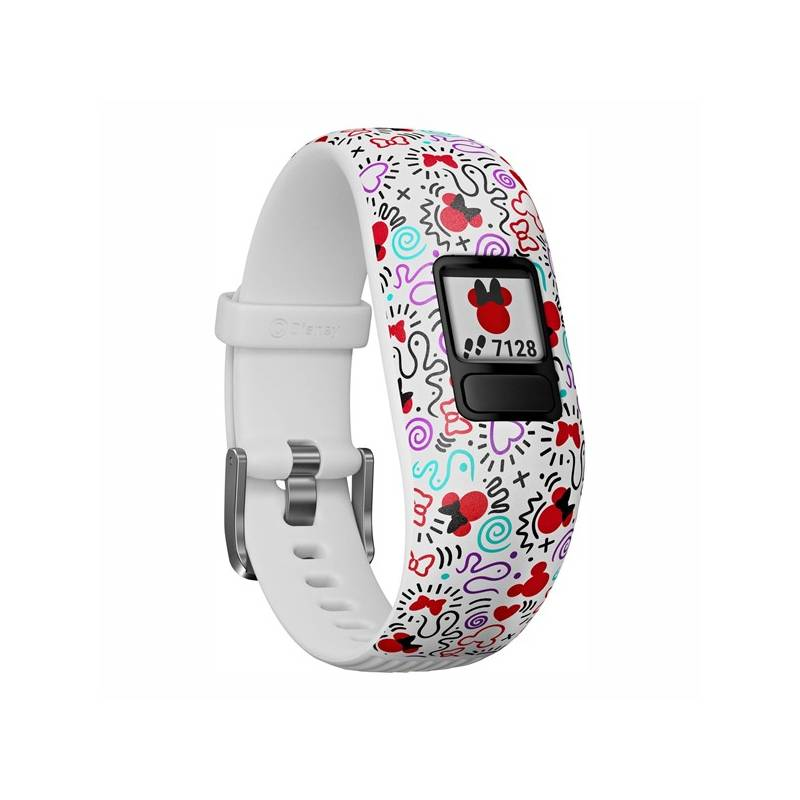 Monitorovací náramok Garmin vívofit jr. 2, Minnie Mouse (010-01909-10)
