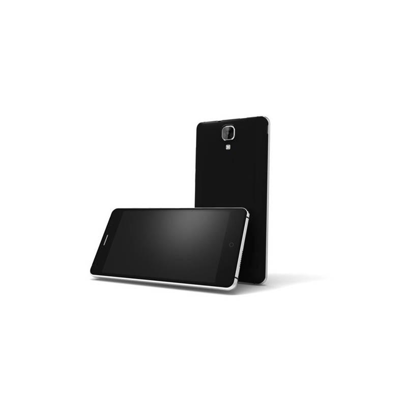 Mobilný telefón Accent NEON LITE Dual SIM (8595645500319) čierny + Doprava zadarmo