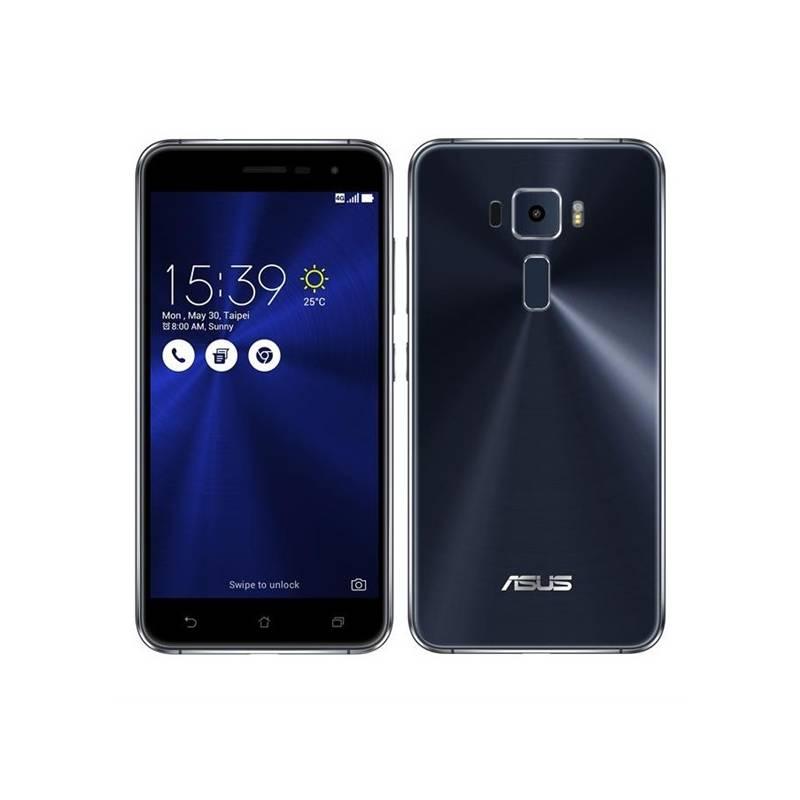Mobilný telefón Asus ZenFone 3 ZE520KL (ZE520KL-1A010WW) čierny Software F-Secure SAFE, 3 zařízení / 6 měsíců (zdarma) + Doprava zadarmo