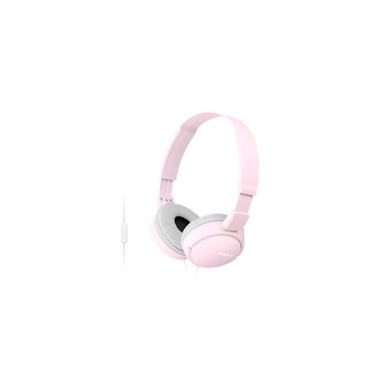 Slúchadlá Sony MDRZX110APP.CE7 (MDRZX110APP.CE7) ružová