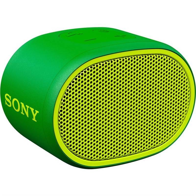 Prenosný reproduktor Sony SRSXB01 (SRSXB01G.CE7) zelený