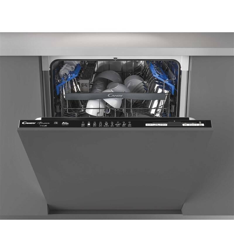 Umývačka riadu Candy Brava CDIN 2D620PB + Doprava zadarmo