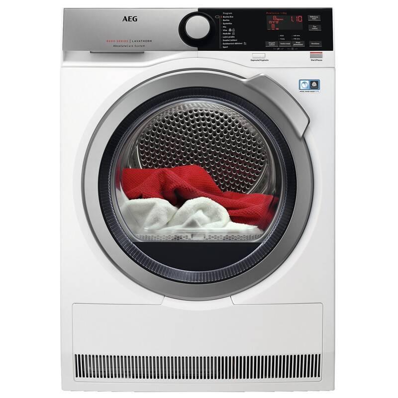 Práčka AEG ProSteam® L7FEC41SC biela + Doprava zadarmo