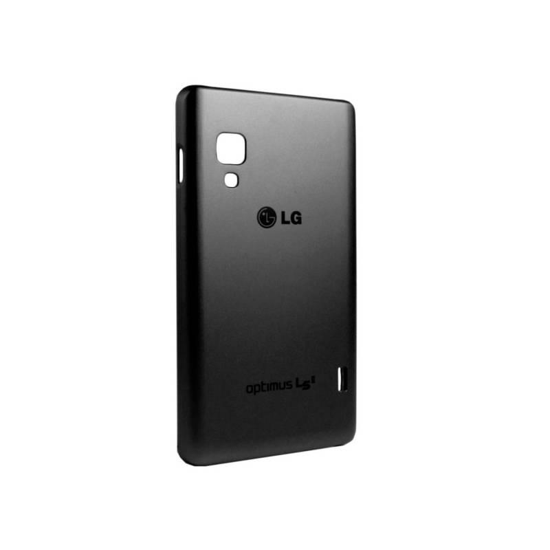 Kryt na mobil LG Silicon Case pro L5 II (CCH-210.AGEUBK) čierny