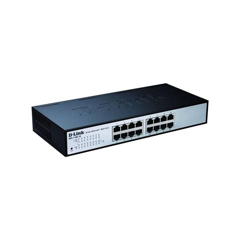 Switch D-Link DES-1100 (DES-1100-16)