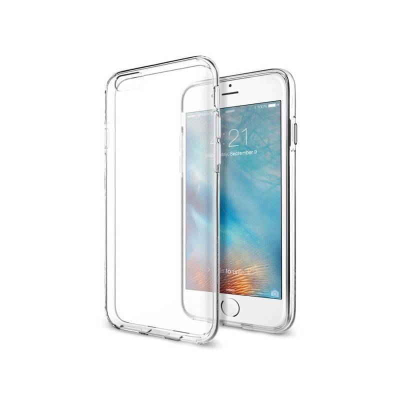 Kryt na mobil Spigen Liquid Crystal pro Apple iPhone 6/6s (HOUAPIP6SSPTR) priehľadný