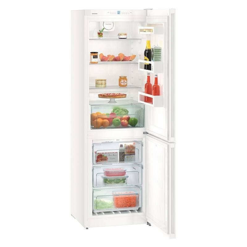 Kombinácia chladničky s mrazničkou Liebherr CN 4313 biela + Doprava zadarmo