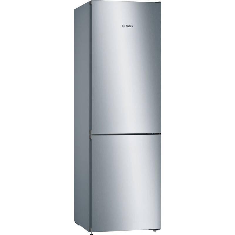 Kombinácia chladničky s mrazničkou Bosch Serie   4 KGN36VLDD nerez + Doprava zadarmo