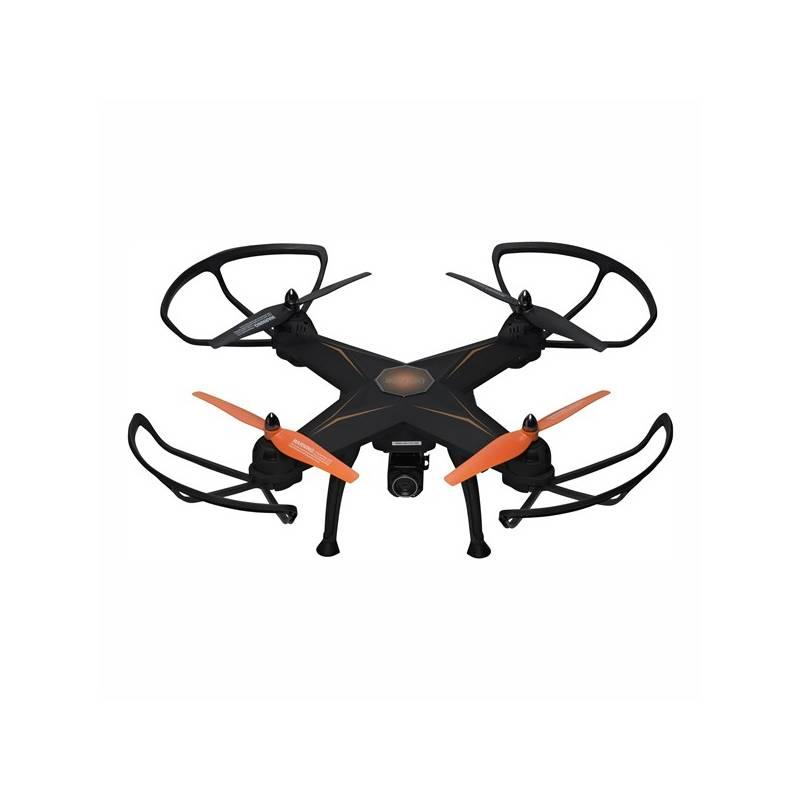 Dron Denver DCH-640 (dch-640) čierny/oranžový