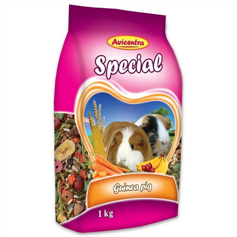 Krmivo Avicentra Morča špeciál 500 g