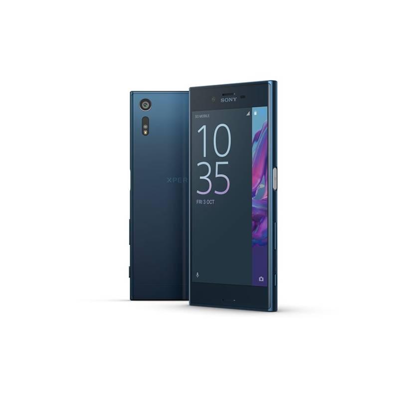 Mobilný telefón Sony Xperia XZ (F8331) (1304-7013) modrý + Doprava zadarmo