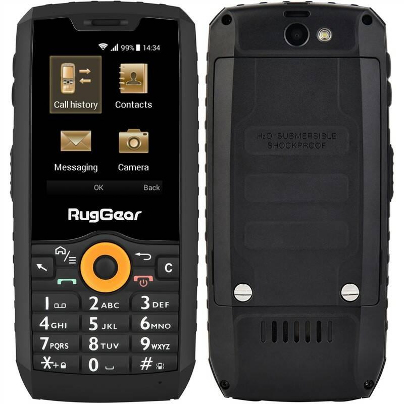Mobilný telefón RugGear RG150 (RG150)