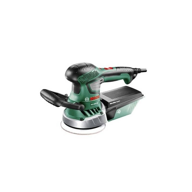 Excentrická brúska Bosch PEX 400 AE Compact