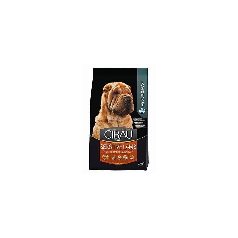 Granule Cibau Dog Adult Sensitive Lamb&Rice 12 kg