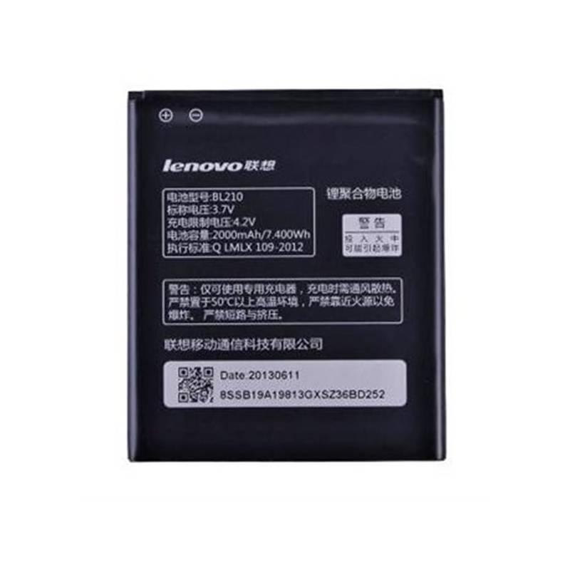 Batéria Lenovo BL210 pro A356, S860, Li-Pol 2000mAh - bulk (8592118812825)