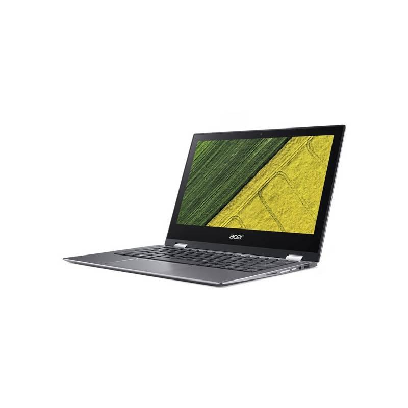 Notebook Acer Spin 1 (SP111-32N-C2RB) + stylus (NX.GRMEC.001) sivý Software F-Secure SAFE 6 měsíců pro 3 zařízení (zdarma) + Doprava zadarmo