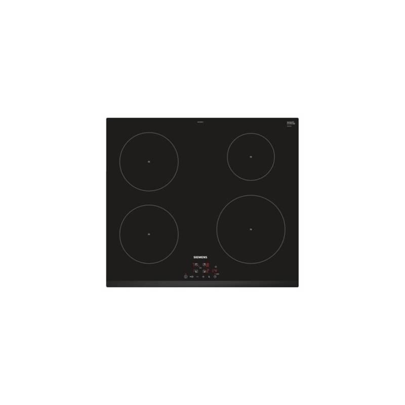 Indukční varná deska Siemens EU631BEF1E černá