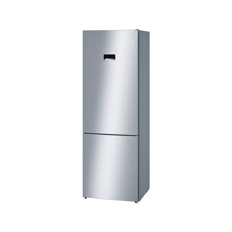Kombinácia chladničky s mrazničkou Bosch KGN49XI30 nerez + Doprava zadarmo