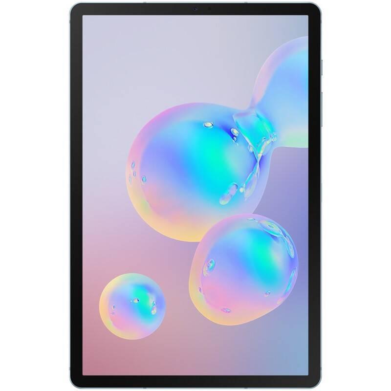 Tablet Samsung Galaxy Tab S6 Wi-Fi (SM-T860NZBAXEZ) modrý + Doprava zadarmo