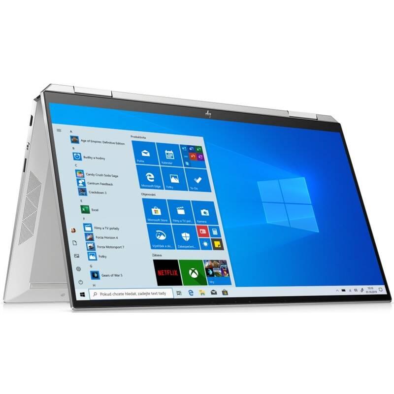 Notebook HP Spectre x360 13-aw0109nc (187L7EA#BCM) strieborný + Doprava zadarmo