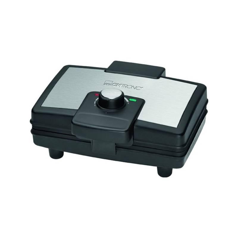 Vaflovač Clatronic WA 3606 čierny/sivý