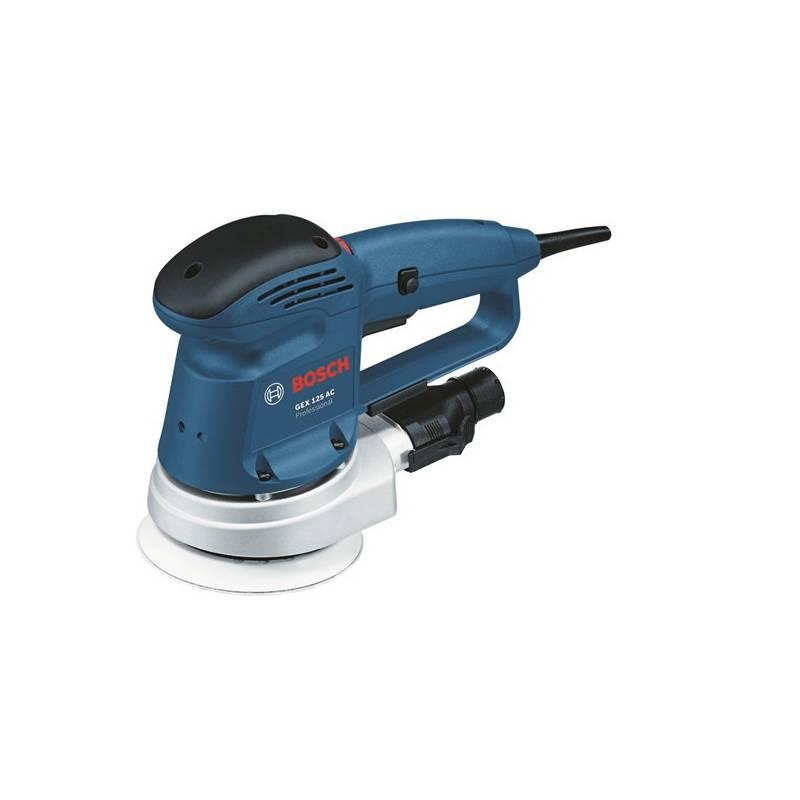Excentrická brúska Bosch GEX 125 AC, 0601372565 + Doprava zadarmo