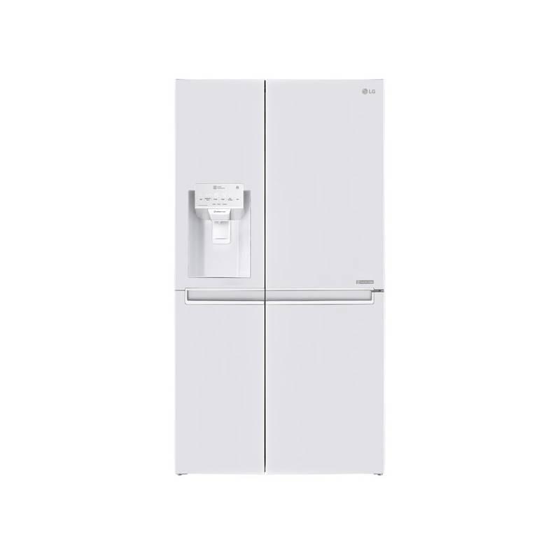 Kombinácia chladničky s mrazničkou LG GSL961SWUZ biela + Doprava zadarmo