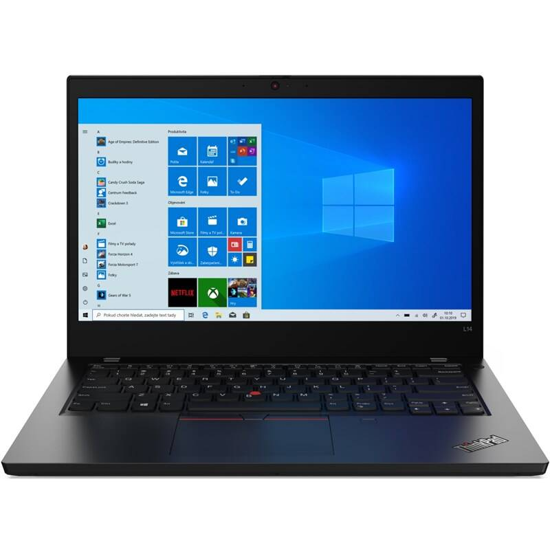 Notebook Lenovo ThinkPad L14 Gen 1 (20U5003LCK) čierny