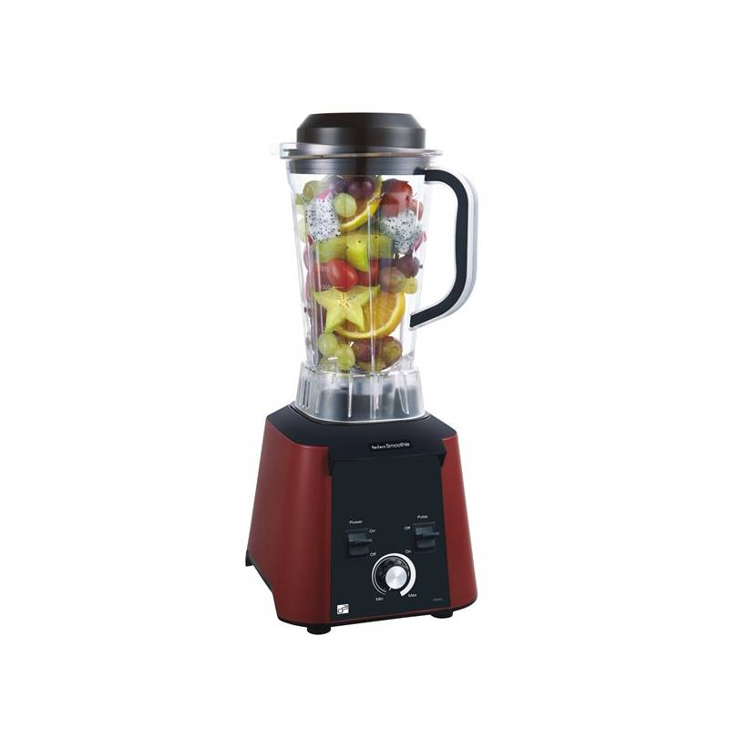 Stolný mixér G21 Blender Perfect smoothie Vitality red červený + Kniha Secret of Raw Sladká rawmance v hodnote 16.90 € + Doprava zadarmo