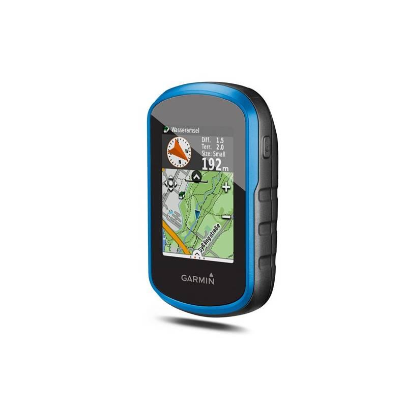 Navigačný systém GPS Garmin eTrex Touch 25 Evropa modrá