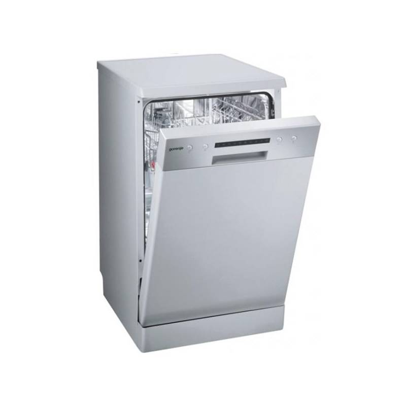 Umývačka riadu Gorenje GS52115X strieborná Kapsle do myčky Jar Platinum 26ks