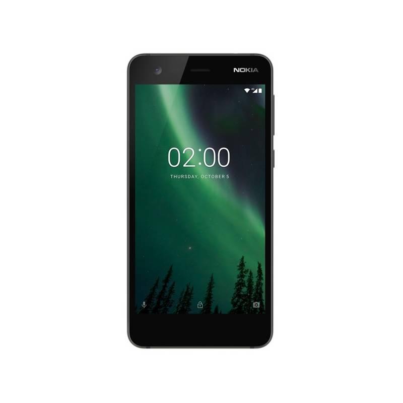 Mobilný telefón Nokia 2 Single SIM (11E1MB01A12) čierny
