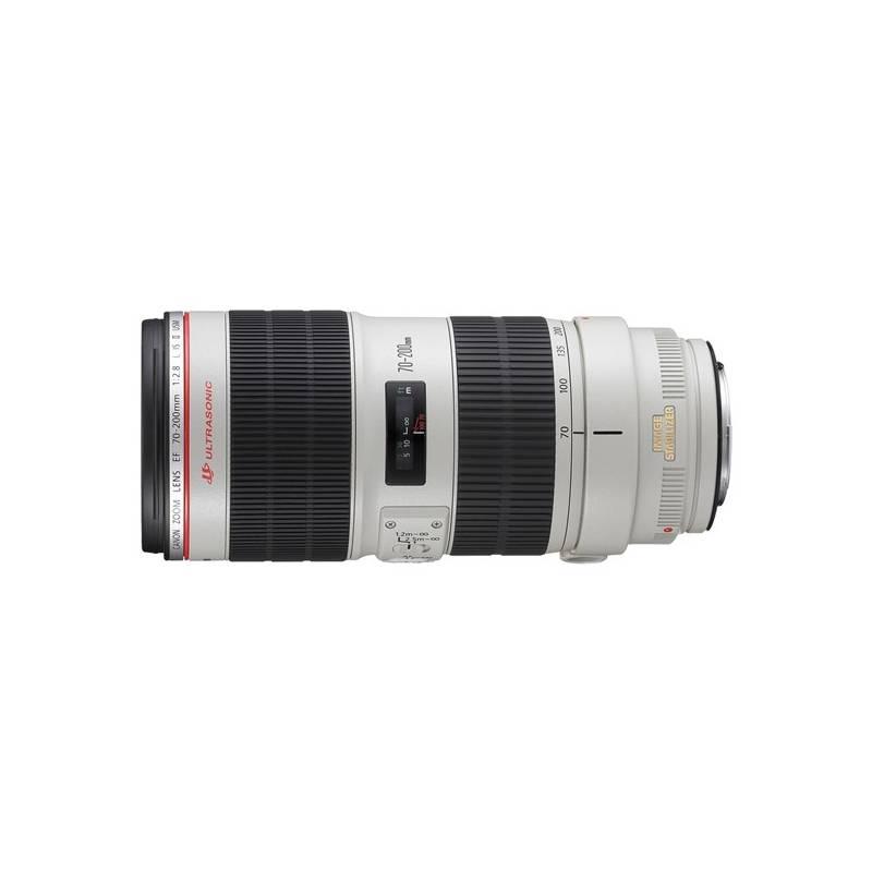 Objektív Canon EF EF 70-200mm f/2.8 (2751B005AA) čierny + Doprava zadarmo