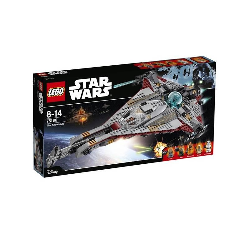 Stavebnica LEGO® STAR WARS™ 75186 Vesmírná loď Arrowhead + Doprava zadarmo
