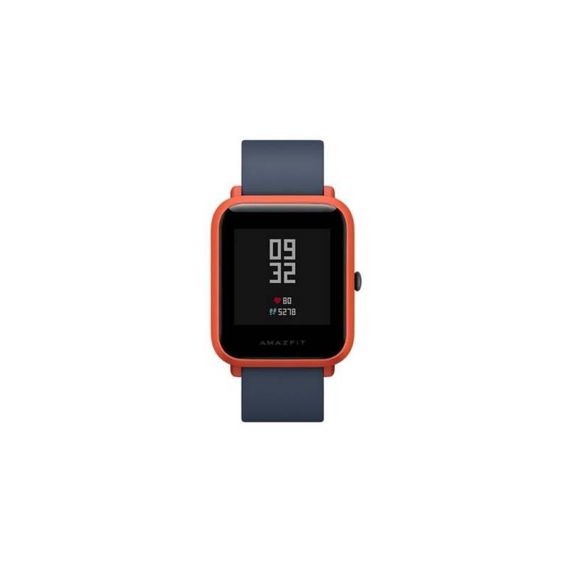 Chytré hodinky Xiaomi Amazfit Bip (17167) oranžový