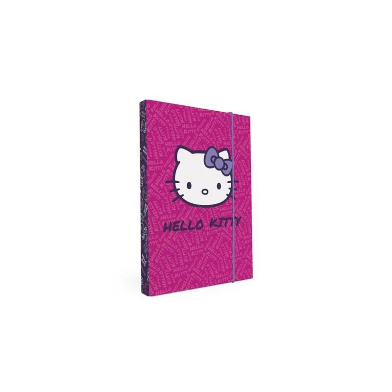 Dosky na zošity P + P Karton A4 Hello Kitty