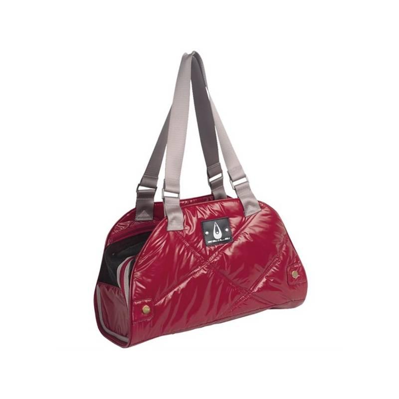 Taška Nobby Ligi 2v1 přepravní taška do 5 kg červená